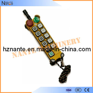 F24-10d Radio Industrial Telecrane Wireless Remote Control pictures & photos