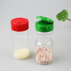 Plastic Salt Shake Bottle with Flip Cap (PPC-PSB-08) pictures & photos