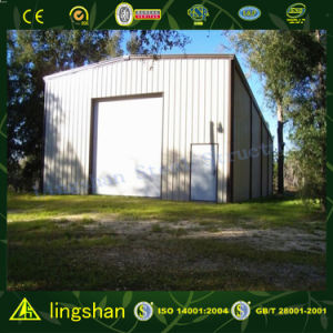 Lingshan Light Steel Buildings with BV Certification (L-S-062) pictures & photos