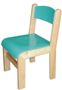 Wooden Chair for Kids with En1729-1 & En1729-2 Certificate Approved (Solid Wood 80515-80517) pictures & photos