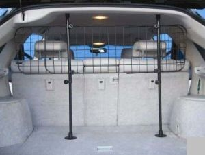 Vehicle Mesh Dog Guard / Metal Pet Barrier (TA104)