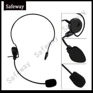 Headband Two Way Radio Headphone Earphone for Kenwood pictures & photos