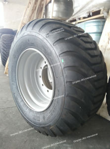 Agricultural Flotation Tire 500/60-22.5 with Wheel Rim 16.00X22.5 pictures & photos