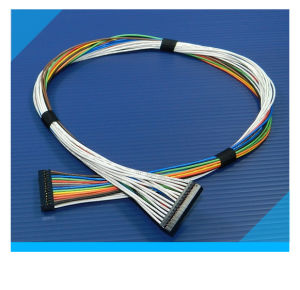 China Factory Custom Electrical Lvds Wire Harness pictures & photos