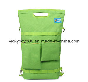 Multifunction Unisex Single Double Shoulder School Leisure Backpack Bag (CY5922) pictures & photos