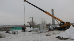 100kw Horizontal Axis Wind Turbine System pictures & photos
