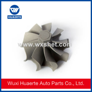 Nickel-Based Alloy Turbocharger Component Turbo (HT12B)