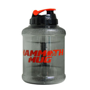 2017 Wholesale BPA Free PETG Big Plastic Dumbbell Water Bottle pictures & photos