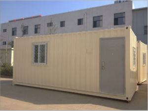 20FT Container House with Long Life Span pictures & photos