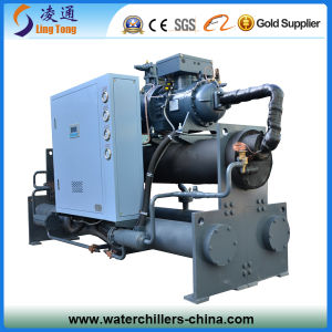 High Performance Industrial Water Chiller/Water Cooled Screw Chiller pictures & photos