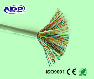 Indoor Use Twisted Pair Telephone Cable 50p pictures & photos