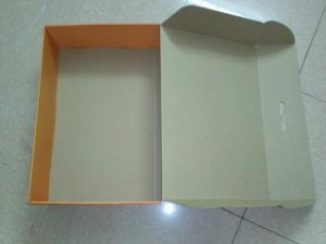 Brown Corrugated Box / Corrugated Carton/ Recyclable Ccnb Bcde Flute Carton pictures & photos