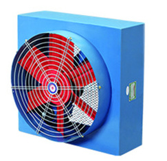 Js Square-Shaped Axile Draft Fan/Axial-Flow Ventilator pictures & photos