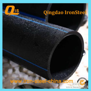 HDPE Pipe for Water Supply by HDPE100, HDPE90, HDPE80 pictures & photos