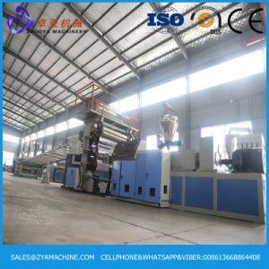 PVC Artificial Marble Decorative Board Production Line pictures & photos