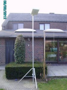 Solar Street Lighting Easy Install with Motion Sensor pictures & photos