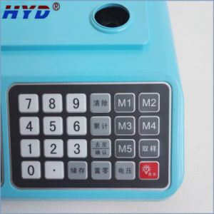 Haiyida Dual Power Digital Balance with LCD Display Screen pictures & photos