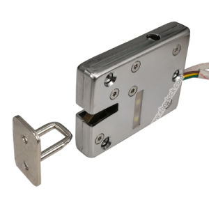 Keyless Lock for Safe and Cabinet