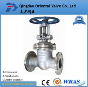 Hot Product Oil and Gas Gate Valve 2inch 150lb Stainless Steel pictures & photos