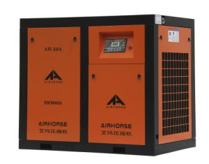 Oil-Injected Direct Drive Screw Air Compressor for Sale pictures & photos