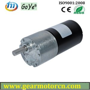 Gyb37-B 37mm Round 20-28V DC Brushless Gear Motor