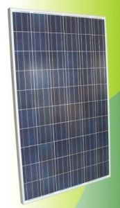 Efficiency 130-155W Poly Solar Panel pictures & photos
