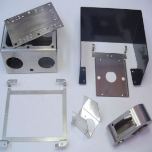 Custom Cold Rolled Steel Stamping Part pictures & photos