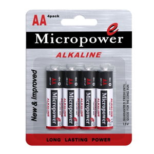 Super Power AA Size Alkaline Dry Battery pictures & photos