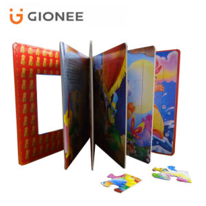 Hardcover Story Book/ Casebound Puzzle Book for Children pictures & photos