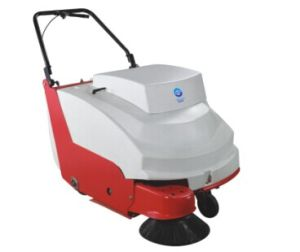 Battery Type Sweeping Machine for Floor Cleaning (AS-680) pictures & photos