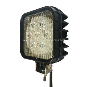 "12V 5"" 56W LED Tractor Machine Work Light pictures & photos"