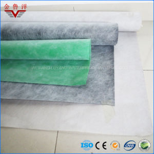 China Supply PP /PE High Polymer, Polyethylene Polypropylene Compound Waterproofing Membrane pictures & photos
