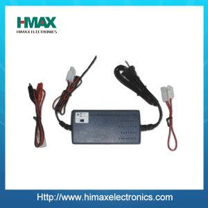 Battery Charger for 6V-12V NiMH Battery Pack