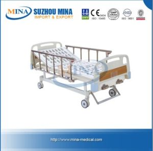 Two Function Manual Hospital Beds (MINA-MB104-E)