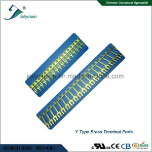 2.54mm Pitch Female Header Three Row Straight   Type H7.10mm pictures & photos