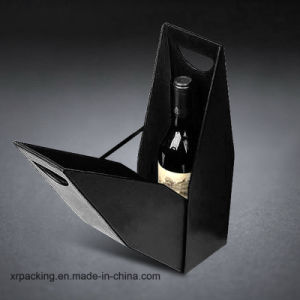 New Edsign PU Leather Wine Packaging Box