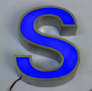 Internally Illuminated LED Sign Board pictures & photos