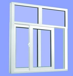 Double Glazing Aluminum Sliding Window with Cheap Price pictures & photos