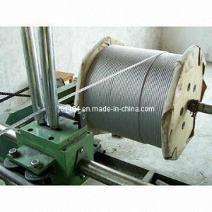 Stainless Steel Wire Rope T/S 1570MPa pictures & photos