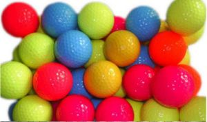 Custom Print Three Piece Urethane Golf Ball pictures & photos