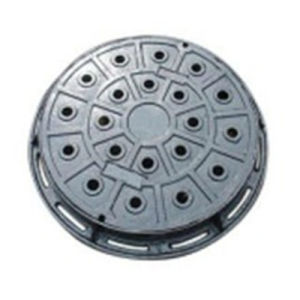High Quality Ductile Iron Manhole Cover D400 pictures & photos