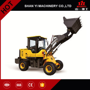 High Quality Loader, Front End Wheel Loader with Weichai Engine pictures & photos
