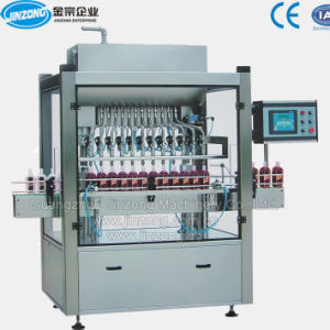 Automatic Liquid Detergent Filling Machine Shampoo Filling Machine pictures & photos