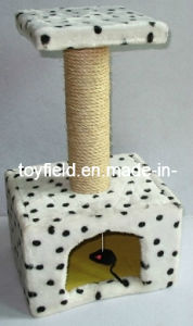 Cat House Toy Mouse Climber Tree Cat Scratcher pictures & photos
