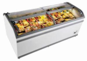 Supermarket Ice Cream Chest Island Display Freezer pictures & photos