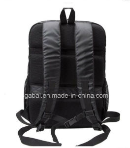 "14"" Nylon Colleague Student Soft Padded Back Laptop Bag pictures & photos"