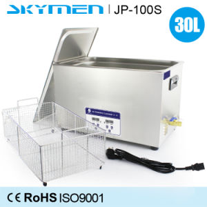 30L Hospital Surgical Instruments Sterilizing Ultrasonic Cleaner Jp-100s pictures & photos