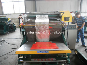Foil Stamping Die Cutting and Creasing Machine pictures & photos