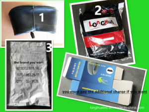 Motorcycle Butyl Inner Tube (350-10) pictures & photos