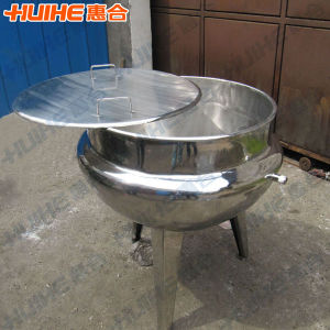 300L Steam Cooking Pot for Sale (China Supplier) pictures & photos